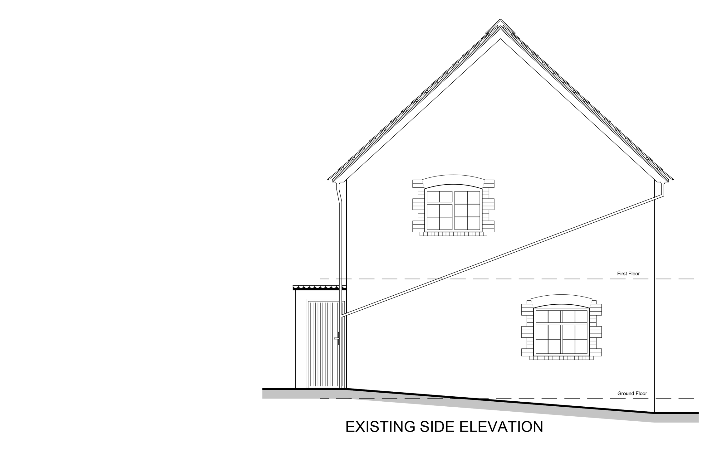 Side Existing