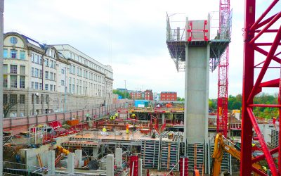 Adelphi Wharf Update – Oct 2016