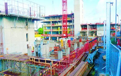 Adelphi Wharf Update – Sep 2016