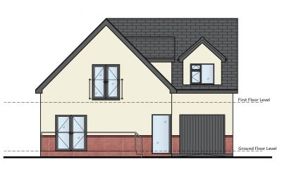 Planning for one-off bungalow in Purston