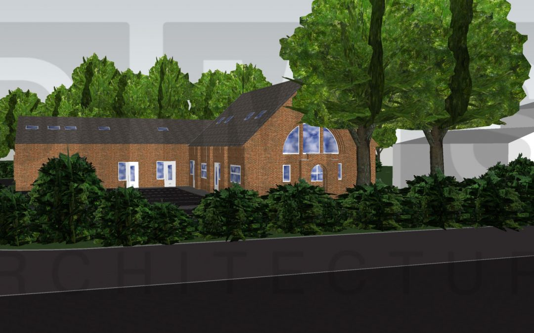 Halton Moor Avenue shaping up nicely