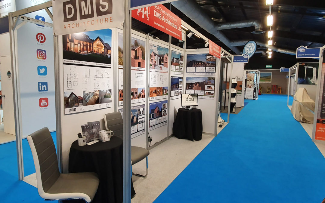 Homebuilding & Renovating Show – Find us at stand B444!!